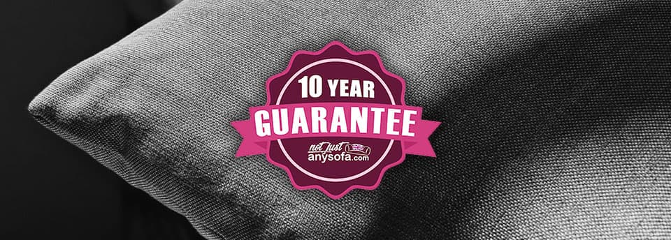 Sofa guarantee and after care service