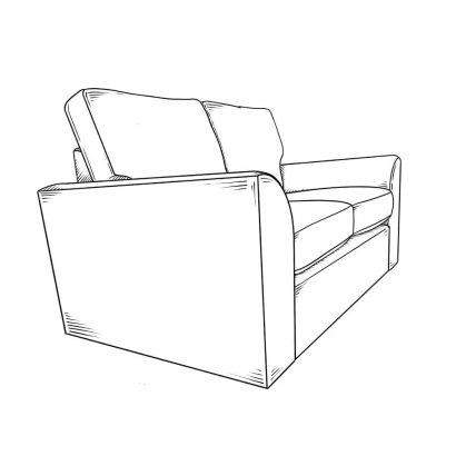 Tryfan Custom Sofa