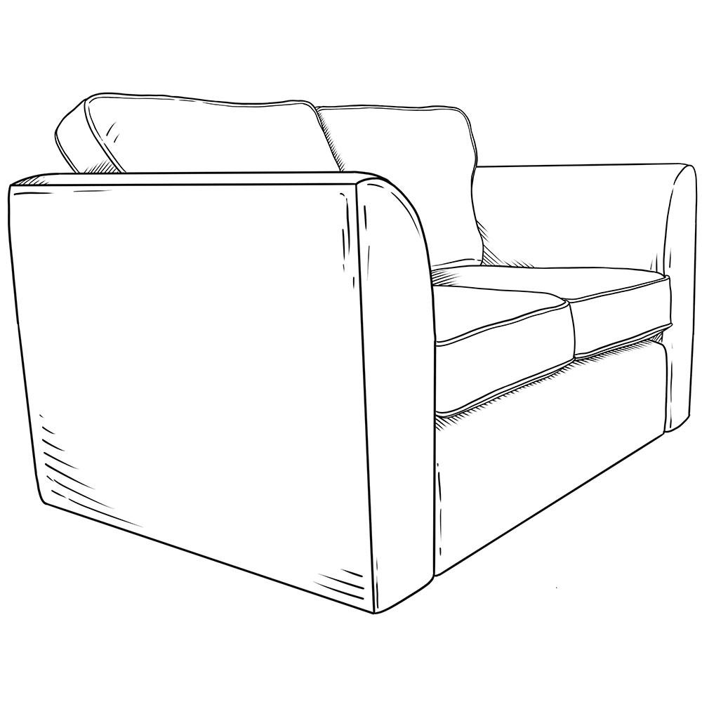 Snowdon Custom made sofa