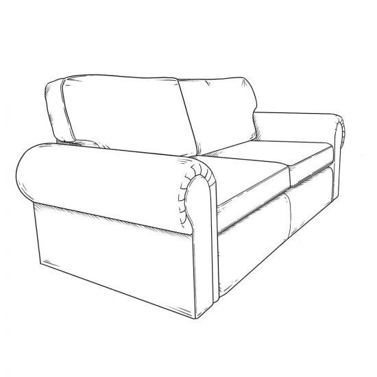 Buachaille model sofa