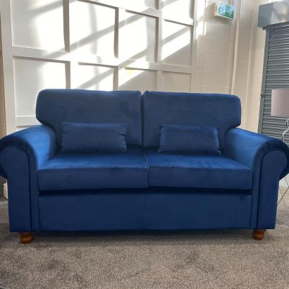 The Buachaille, 2.5 Seater in Cambio, Royal Blue