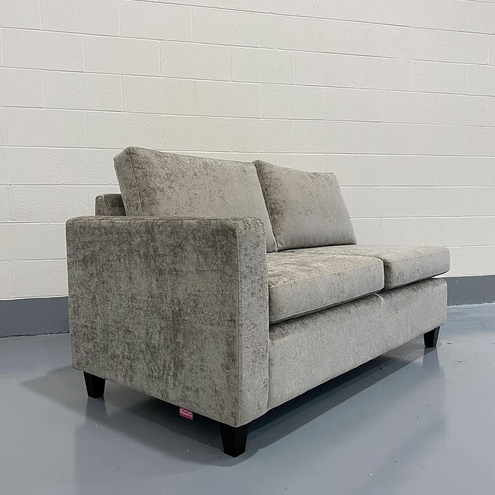 The Lomond, Left Hand Facing 3 Seater Section, in Nuovo, Truffle