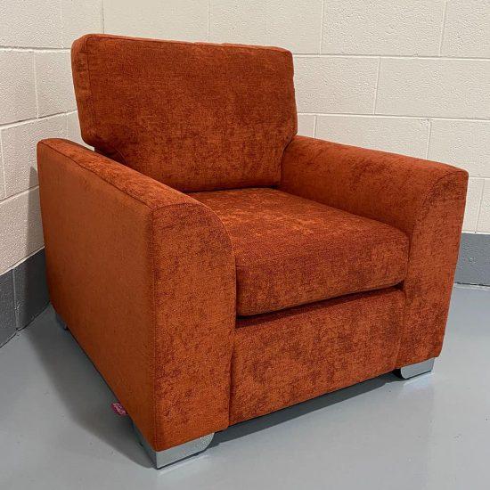 The Tryfan, Armchair in Scenario, Paprika