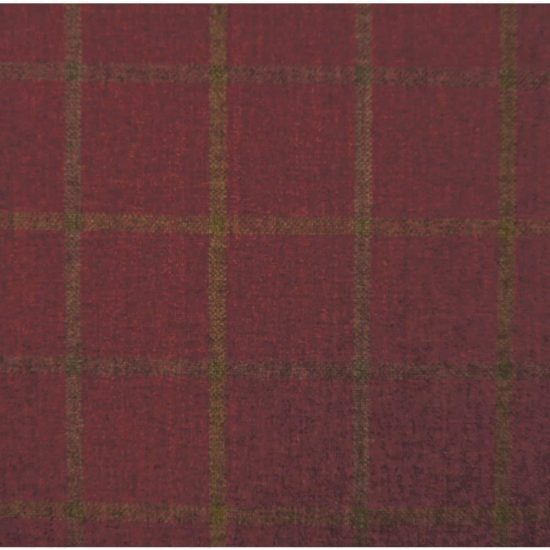 LANA 1263 CLARET WINDOW PANE