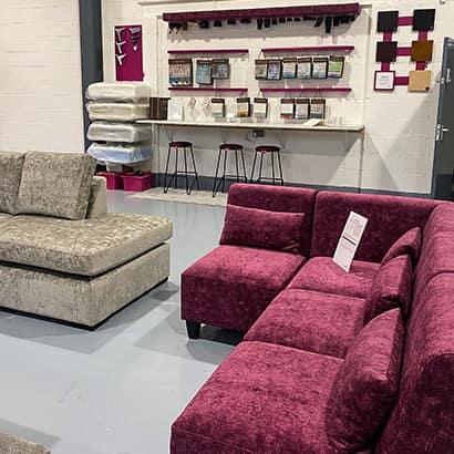 Runcorn Furniture Showroom Shop
