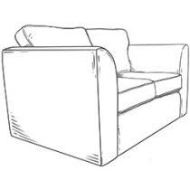 Snowdon model sofa